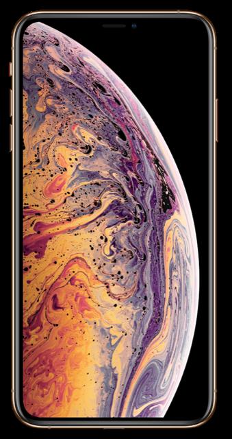 iPhoneXsMax-Vorderseite